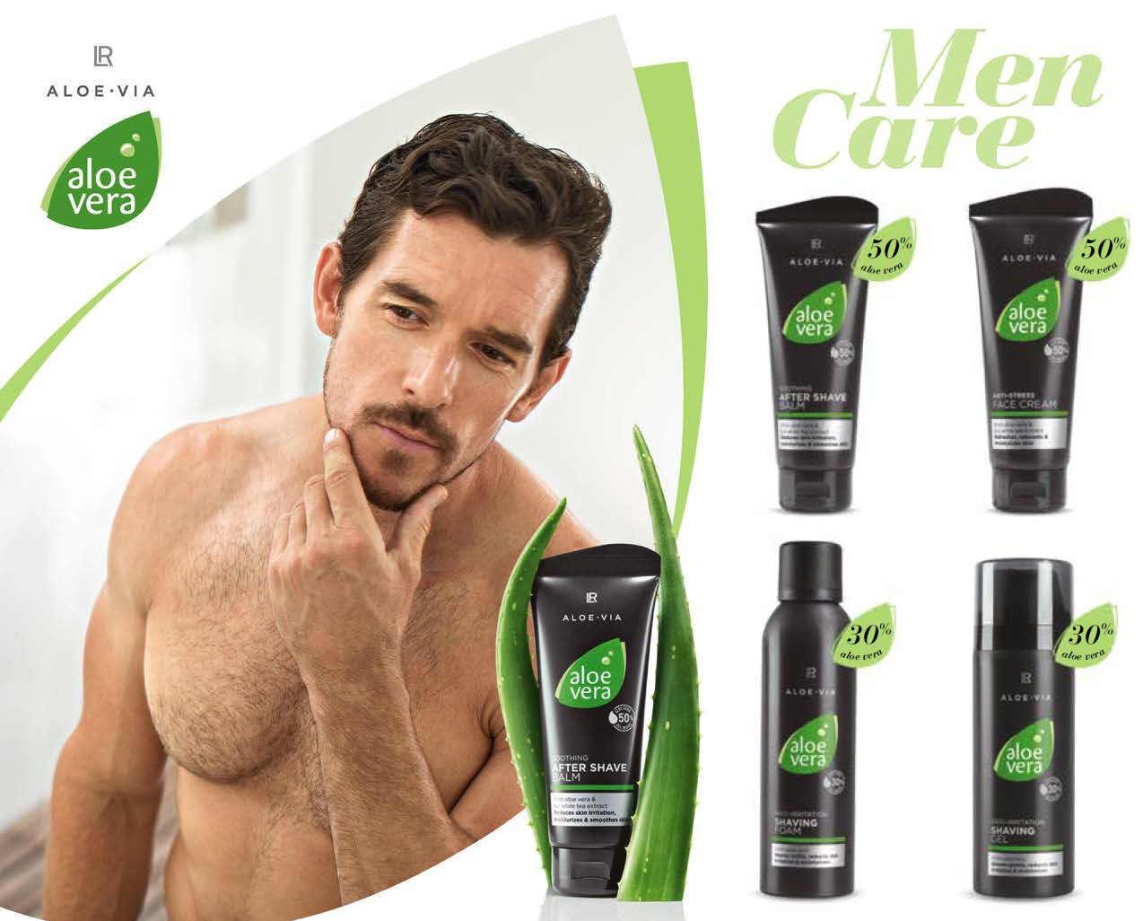 Aloe Vera After Shave Balzsam