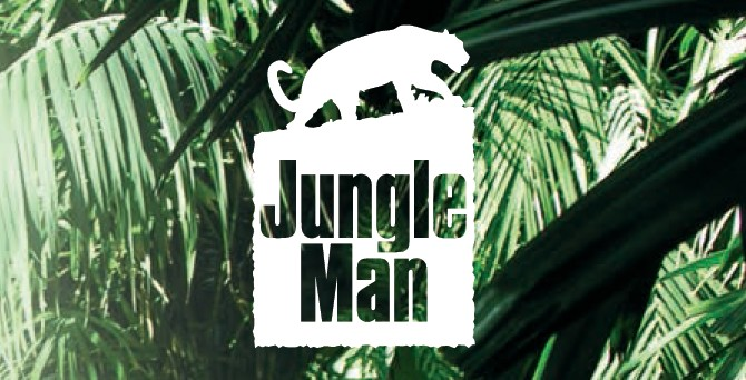 Jungle Man Eau de Parfüm