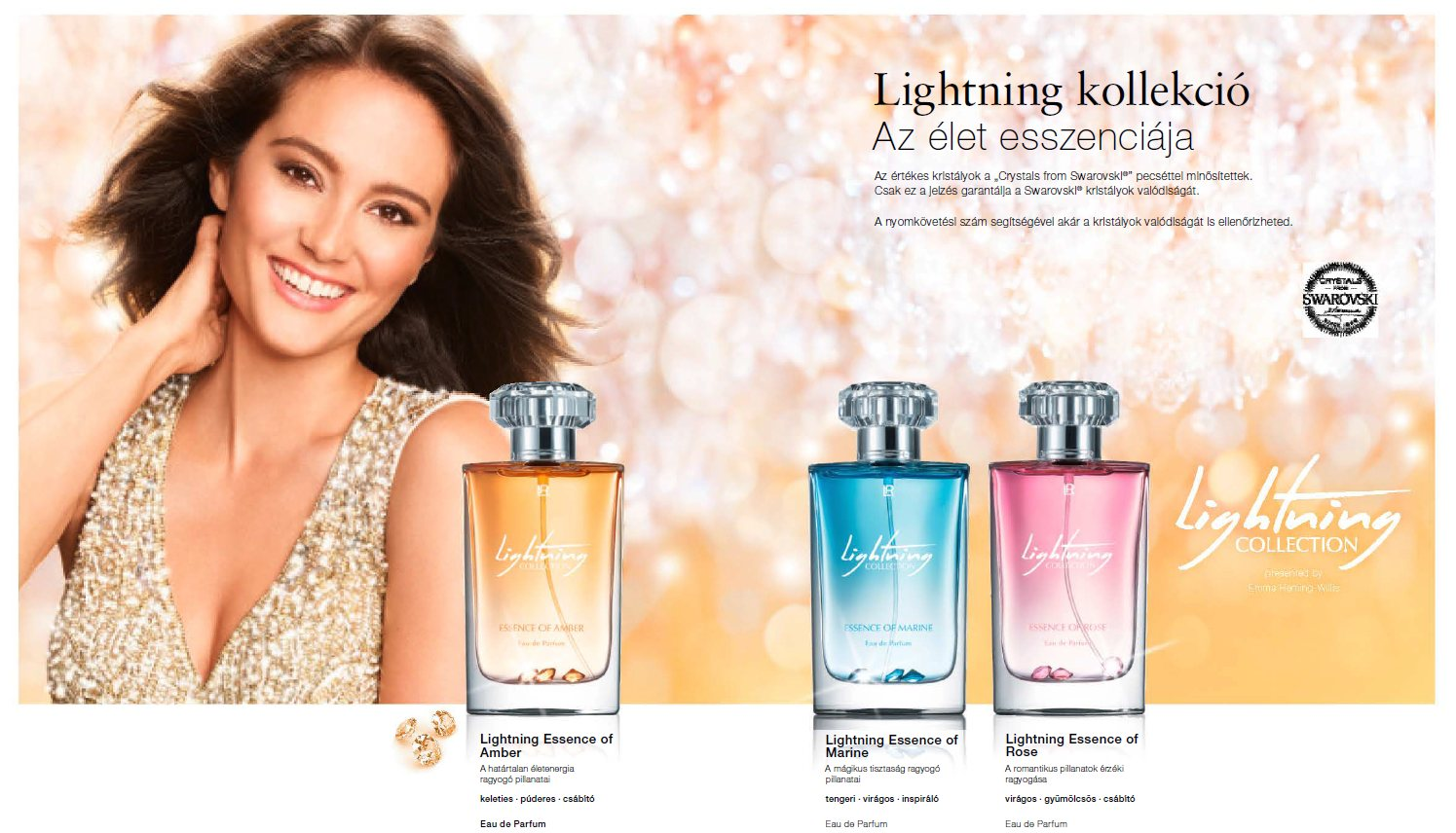 Lightning Edp Essence of Amber