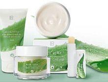 LR Aloe Vera kozmetikumok gyorslist�ja